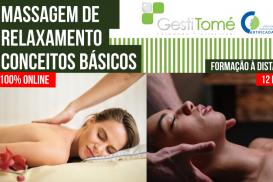 Massagem de relaxamento - Conceitos básicos